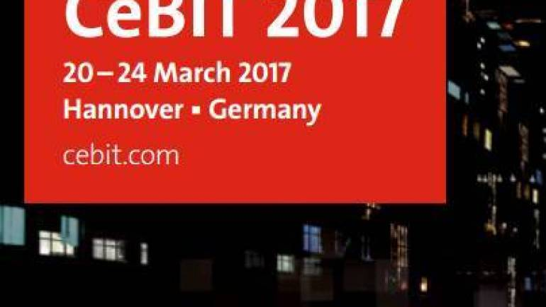 InfoSource will be at the CeBIT in Hannover! Meet you in Hall5, D60, Stand4!