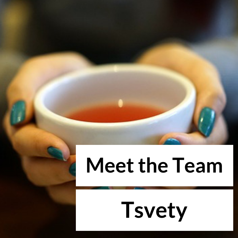 Meet the team – Tsvety