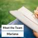 Meet the team – Mariana