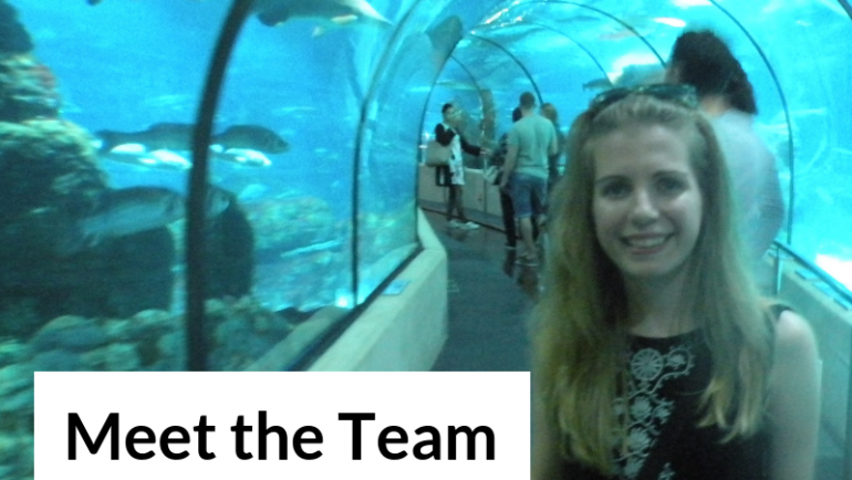 Meet the team – Christina